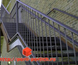 Лестницы,перила,пандусы из стали в Воронеже