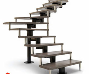 Лестницы из из стали в Воронеже