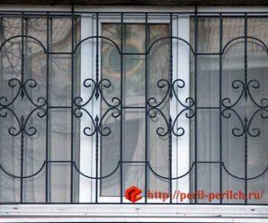 Решетки на окна в Воронеже